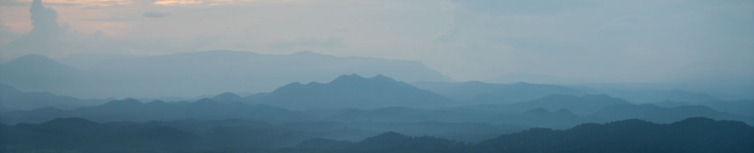 Mountains of East TN